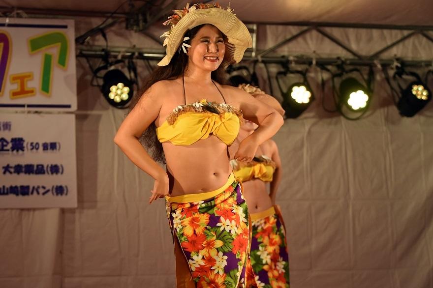 16回すいたアジア・タヒチアンダンス#2 (6)
