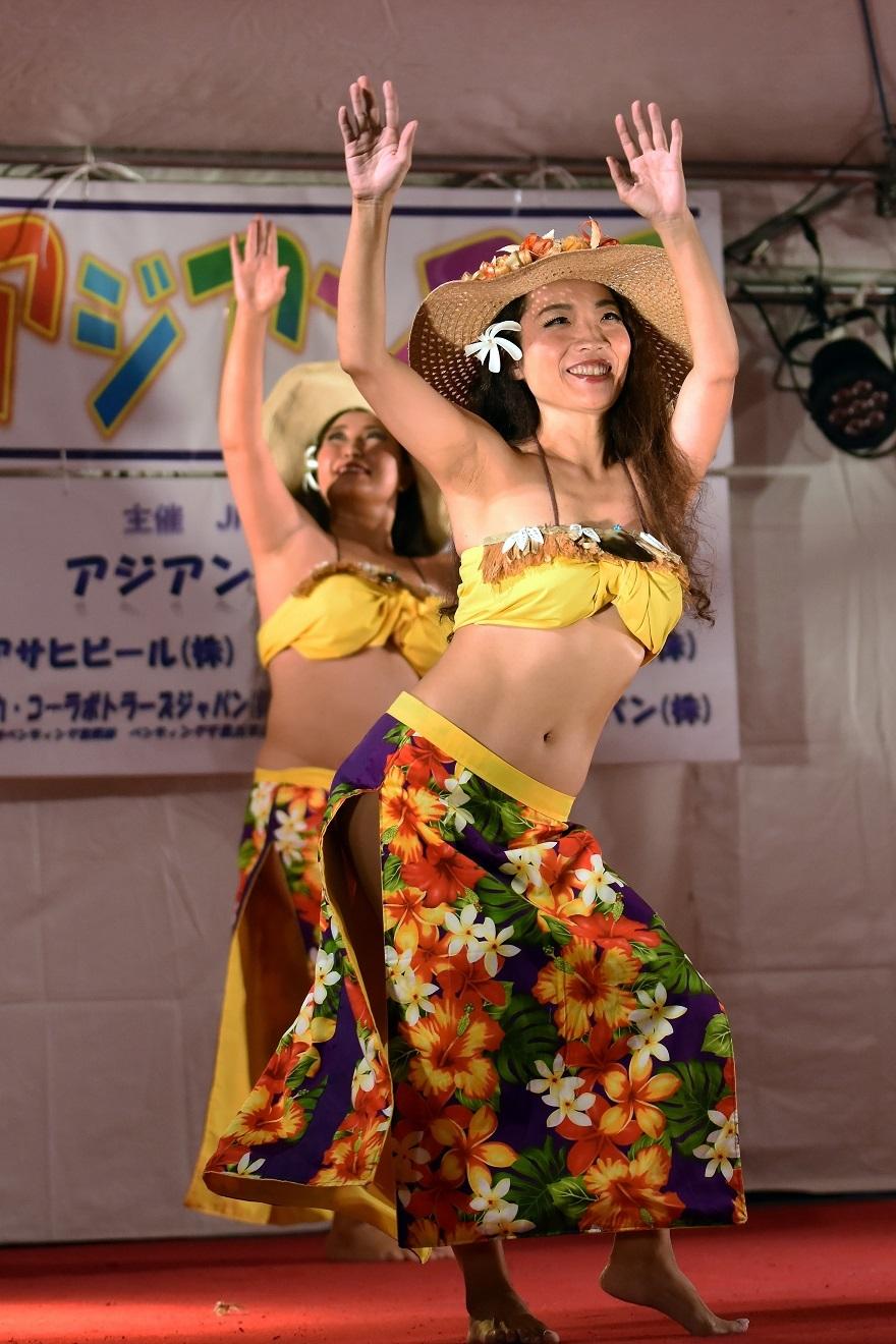 16回すいたアジア・タヒチアンダンス#2 (10)