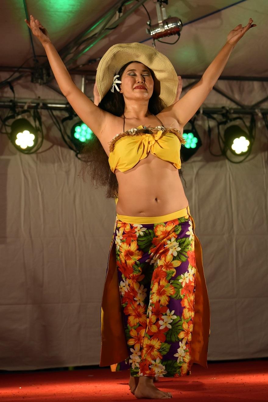 16回すいたアジア・タヒチアンダンス#2 (4)