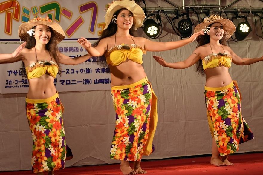 16回すいたアジア・タヒチアンダンス#2 (8)