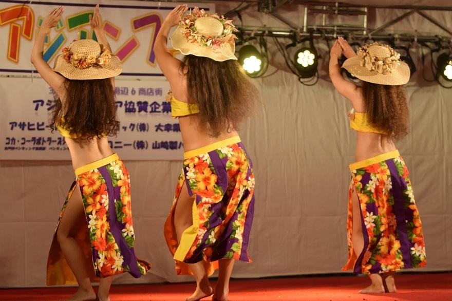 16回すいたアジア・タヒチアンダンス#2 (9)