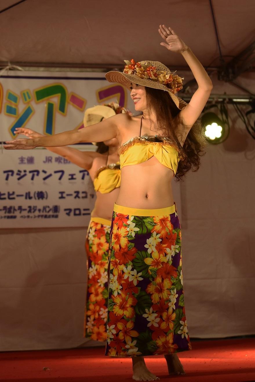 16回すいたアジア・タヒチアンダンス#2 (11)