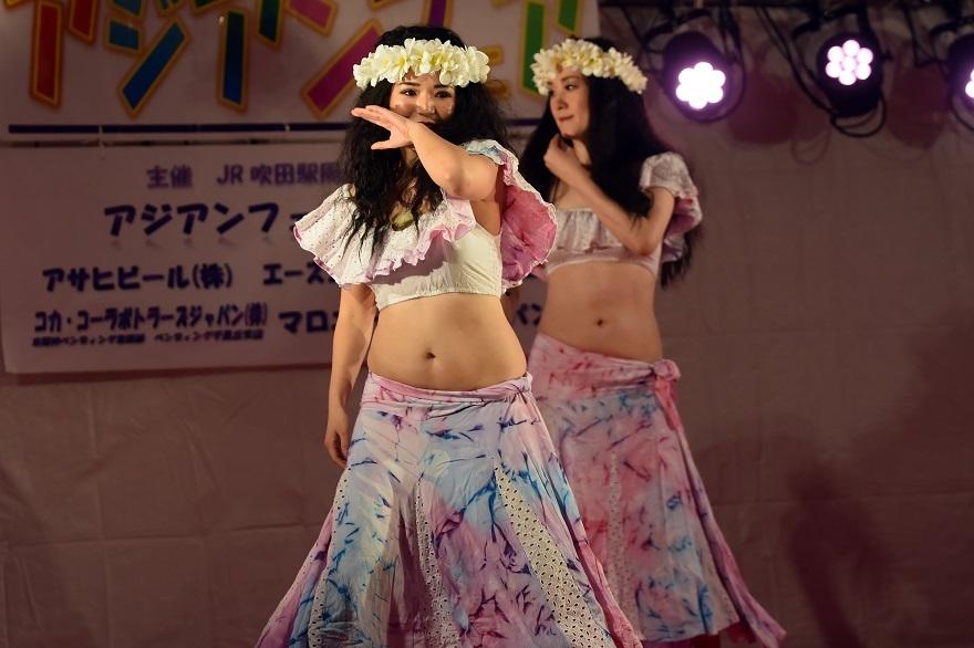 16回すいたアジア・タヒチアンダンス#2 (18)