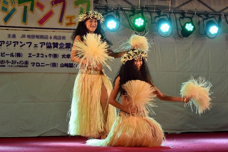 16回すいたアジア・タヒチアンダンス#3 (0)