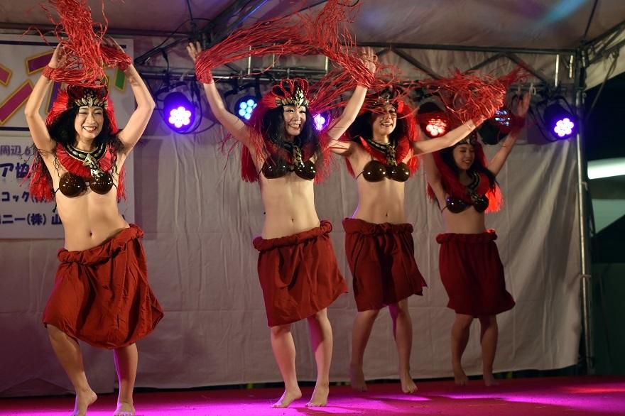 16回すいたアジア・タヒチアンダンス#4 (1)