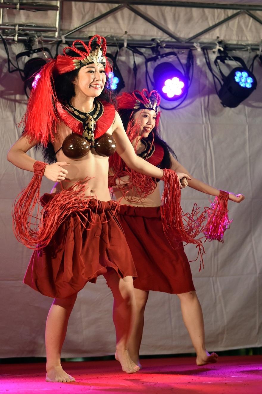 16回すいたアジア・タヒチアンダンス#4 (3)