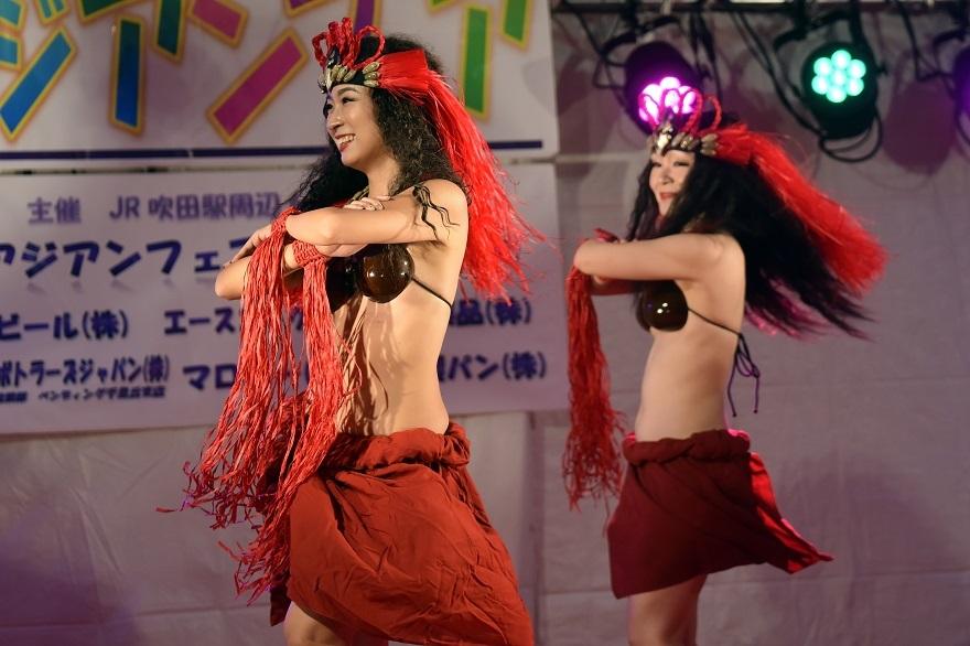 16回すいたアジア・タヒチアンダンス#4 (4)