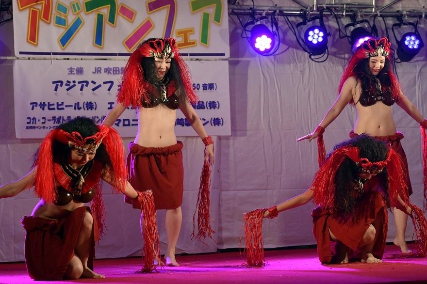 16回すいたアジア・タヒチアンダンス#4 (13)