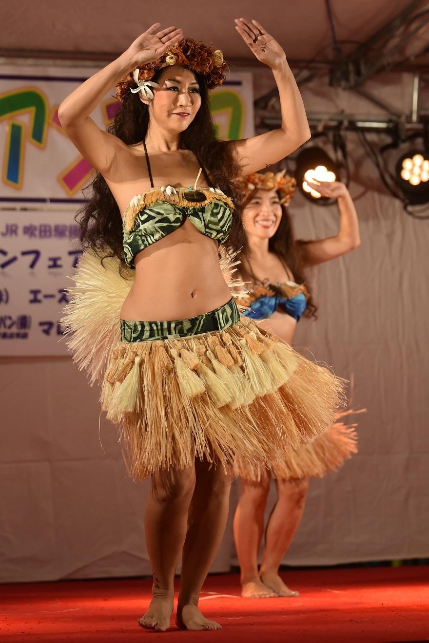 16回すいたアジア・タヒチアンダンス#4 (17)