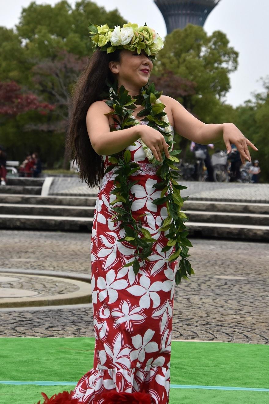 鶴見・タヒチアン・フラ#1 (4)