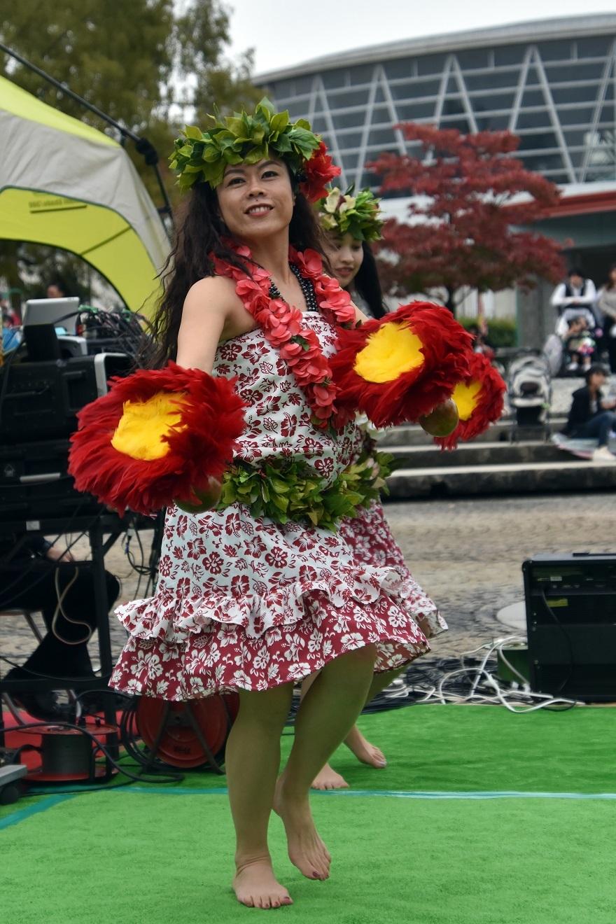 鶴見・タヒチアン・フラ#1 (15)