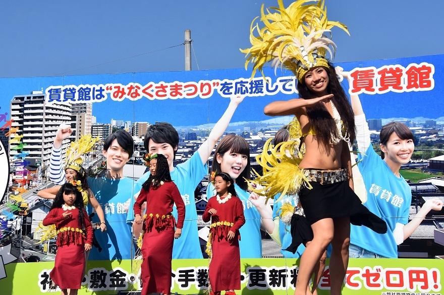 南草津・タヒチアンダンス#1 (0)