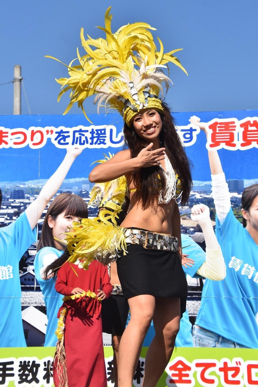 南草津・タヒチアンダンス#1 (1)