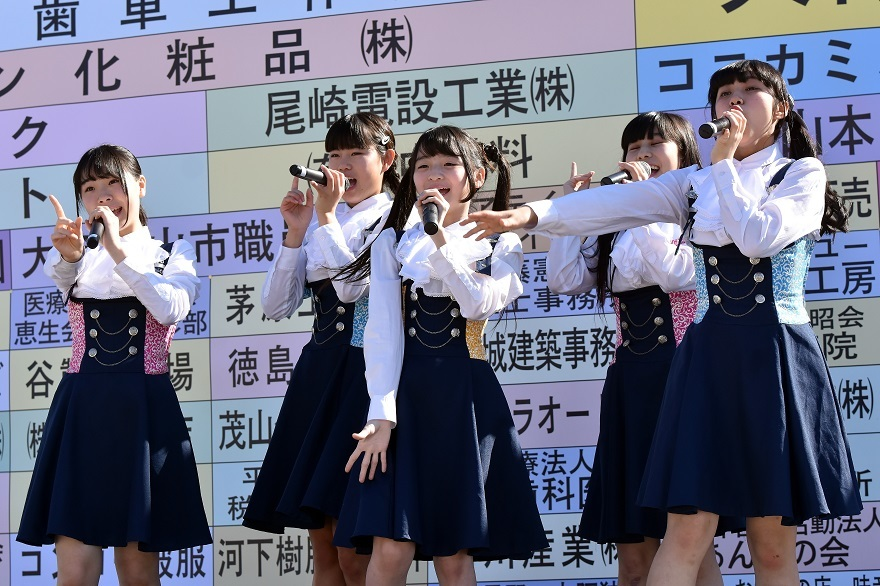 産業まつり19・学園アイドル#3 (0)