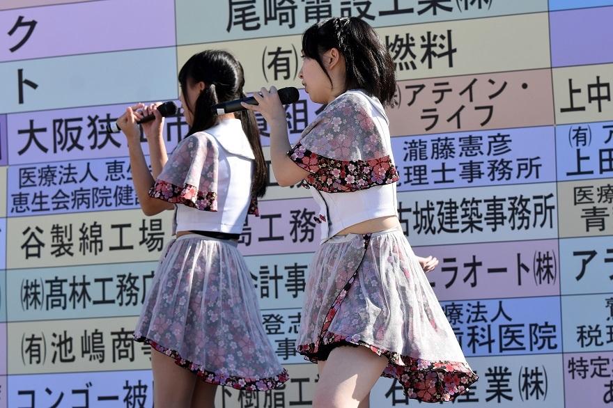 産業まつり19・大阪アイドル#3 (1)