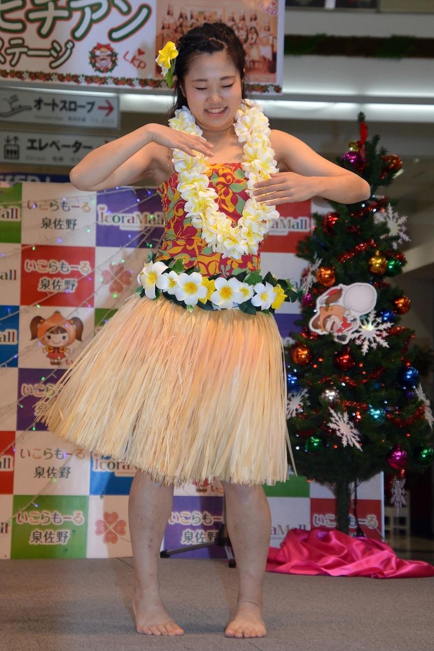 クリスマスフラ&タヒチアン19・ダイ (7)