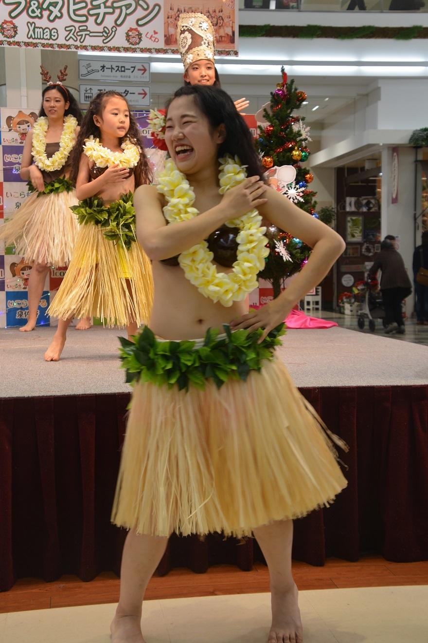 クリスマスフラ&タヒチアン19・ダイ (63)