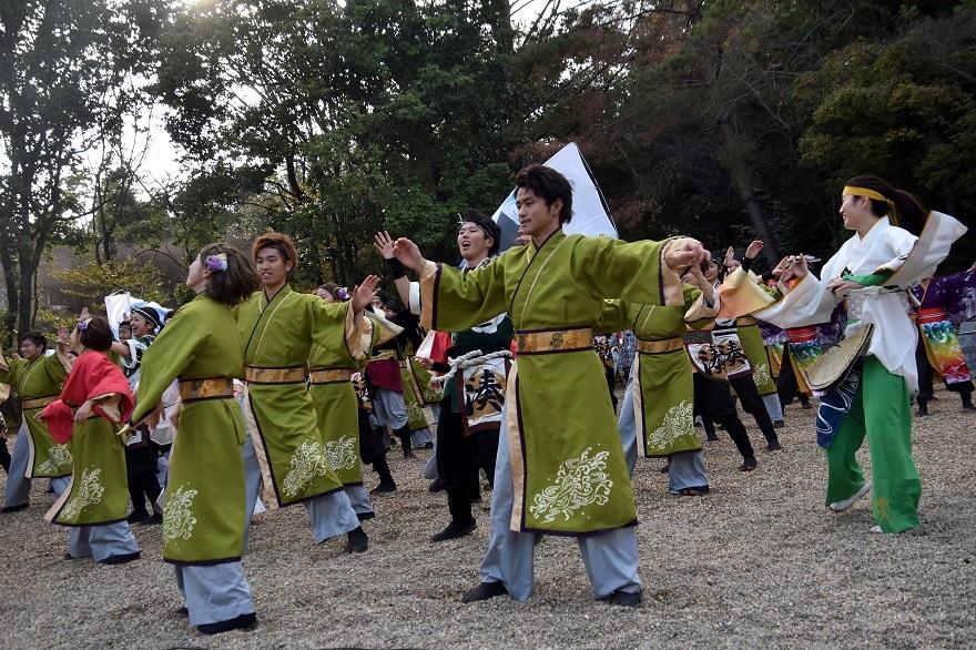 廣田神社よさこい2020・ダイ(0)