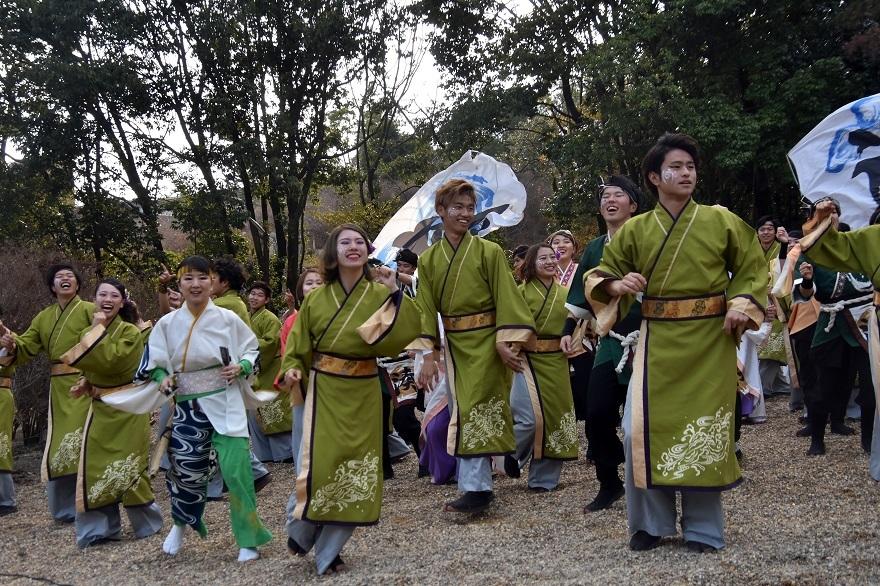 廣田神社よさこい2020・ダイ(1)