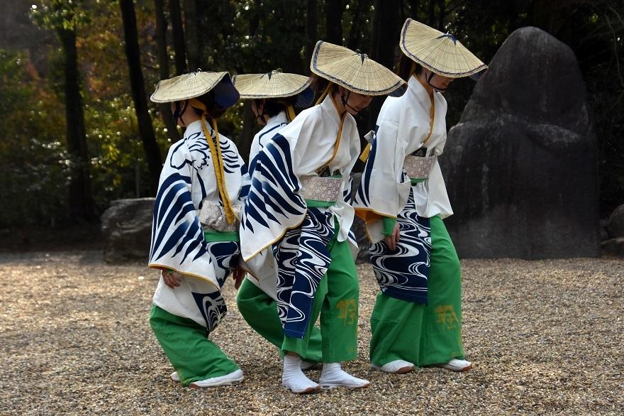廣田神社よさこい2020・ダイ(6)