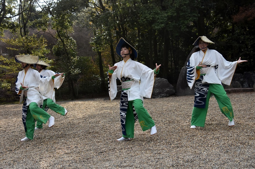 廣田神社よさこい2020・ダイ(7)