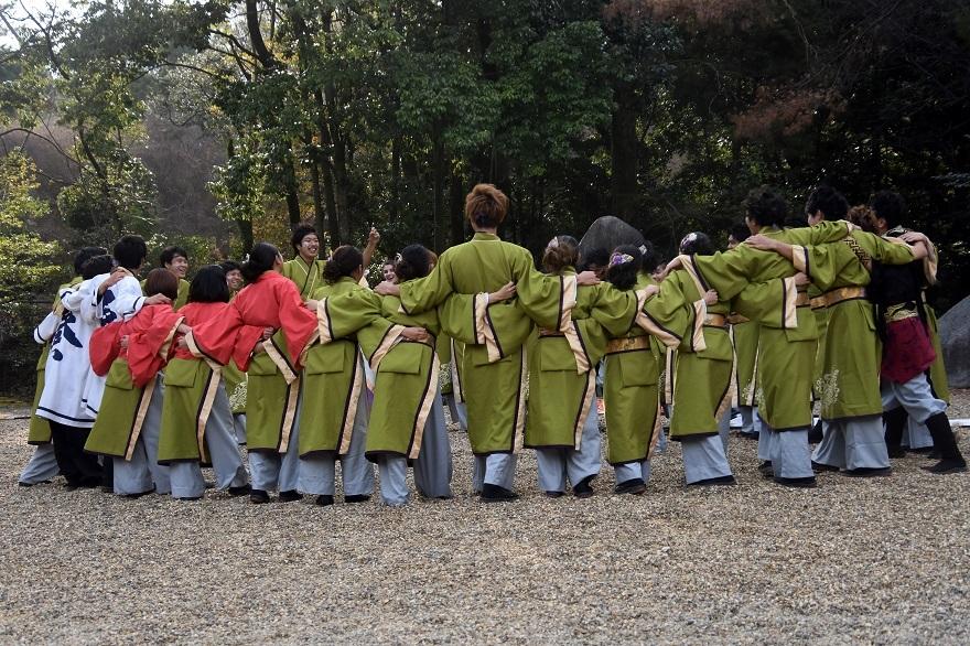 廣田神社よさこい2020・ダイ(9)