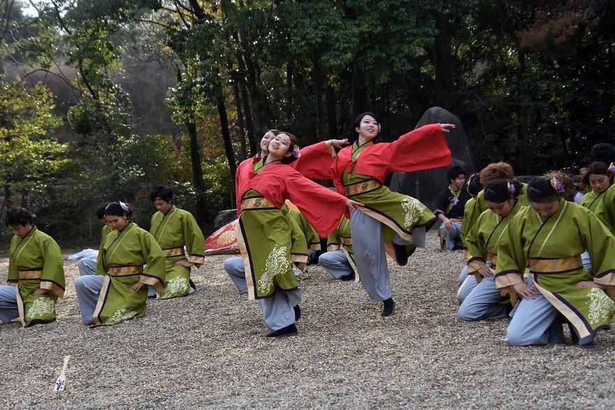廣田神社よさこい2020・ダイ(10)