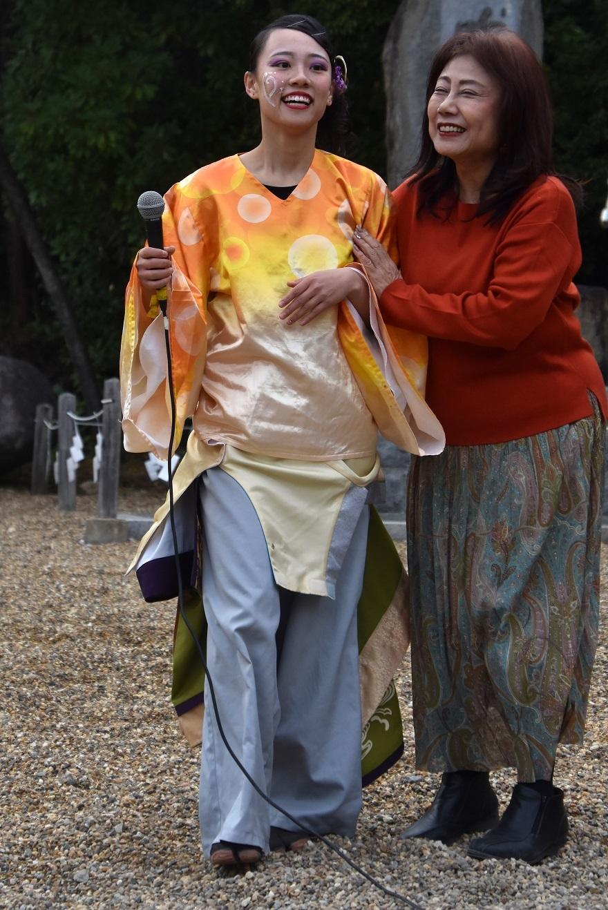 廣田神社よさこい2020・ダイ(13)