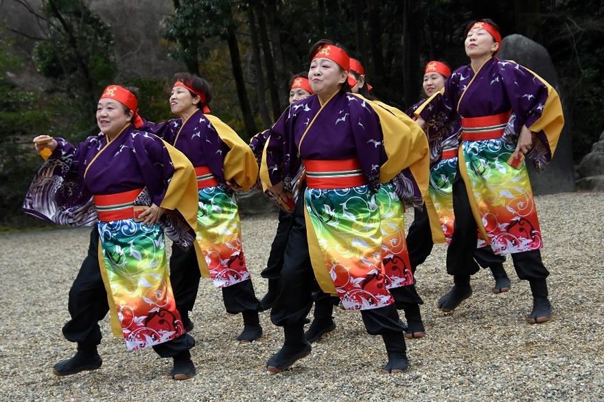 廣田神社よさこい2020・ダイ(17)