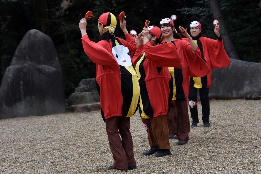 廣田神社よさこい2020・ダイ(20)