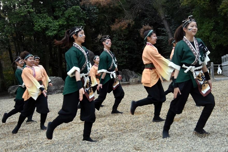 廣田神社よさこい2020・ダイ(25)