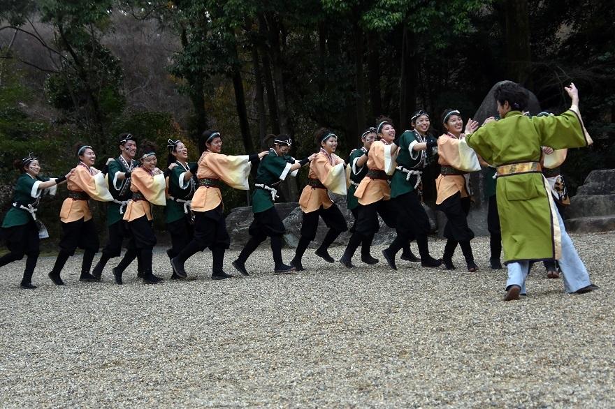 廣田神社よさこい2020・ダイ(22)