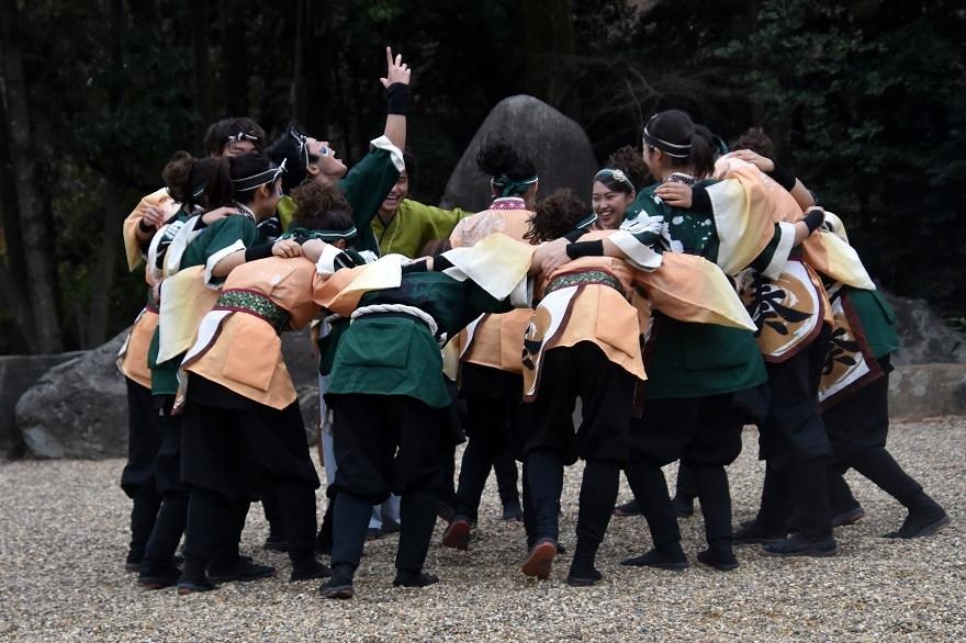 廣田神社よさこい2020・ダイ(23)