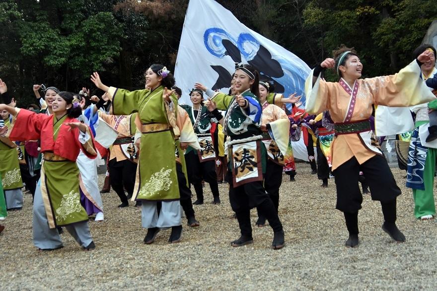 廣田神社よさこい2020・ダイ(30)