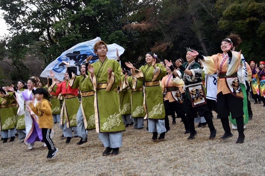廣田神社よさこい2020・ダイ(28)