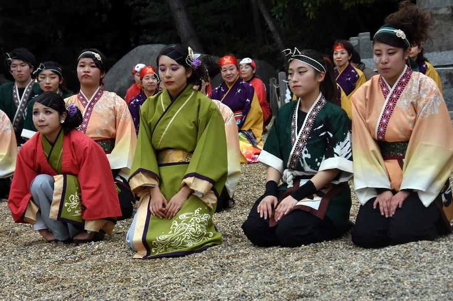 廣田神社よさこい2020・ダイ(33)