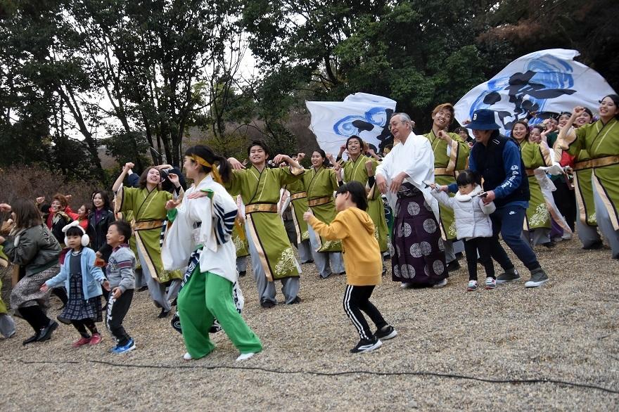 廣田神社よさこい2020・ダイ(35)