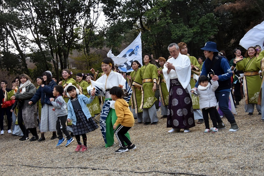 廣田神社よさこい2020・ダイ(36)