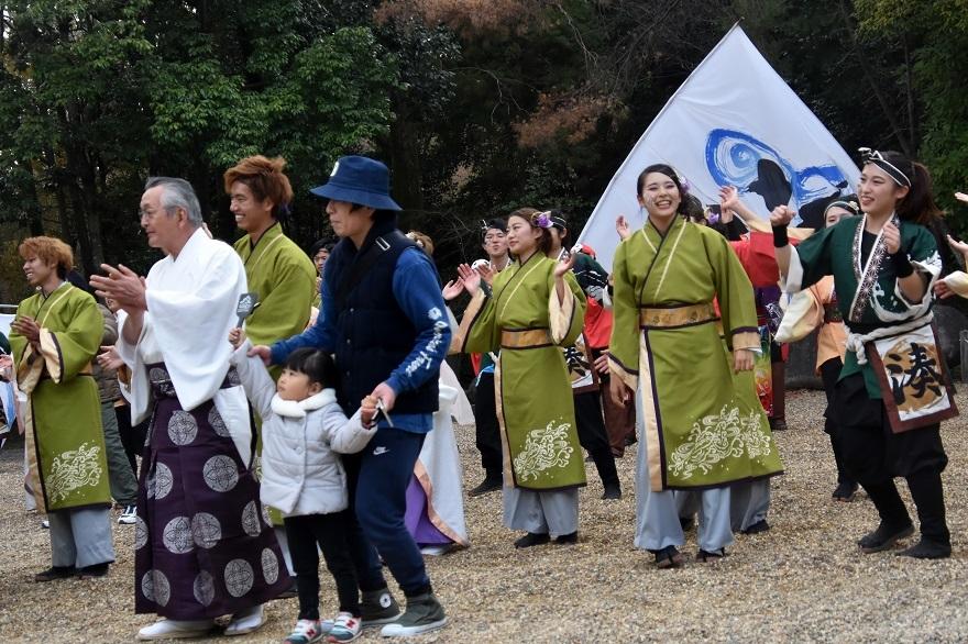 廣田神社よさこい2020・ダイ(38)