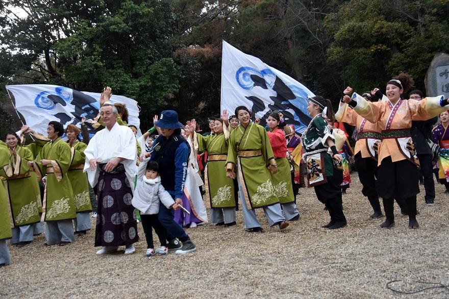 廣田神社よさこい2020・ダイ(39)
