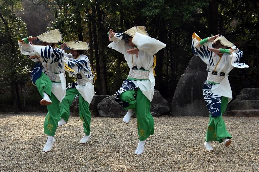 廣田よさこい20・颯爽JAPAN (4)