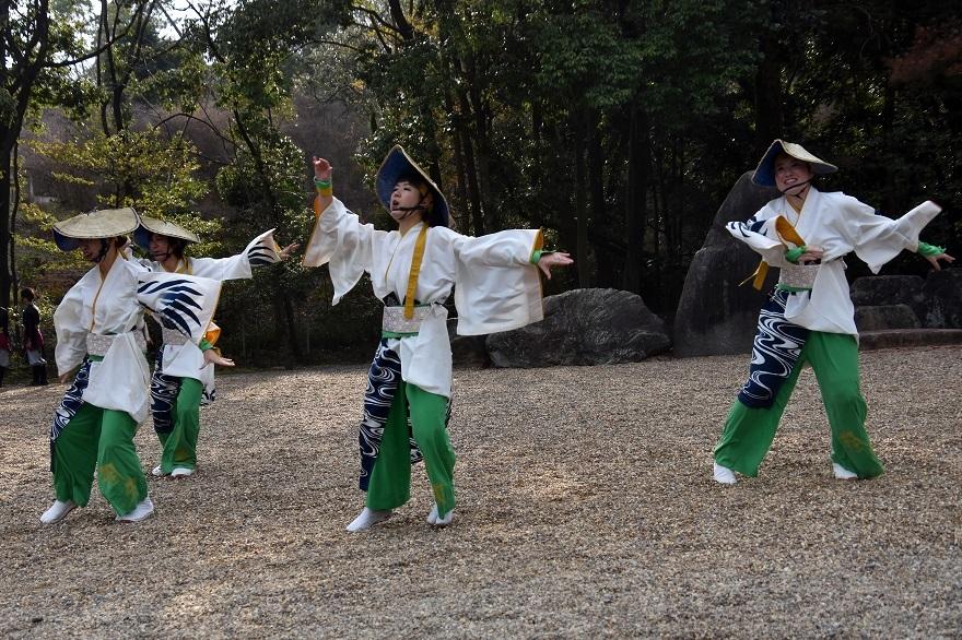 廣田よさこい20・颯爽JAPAN (6)