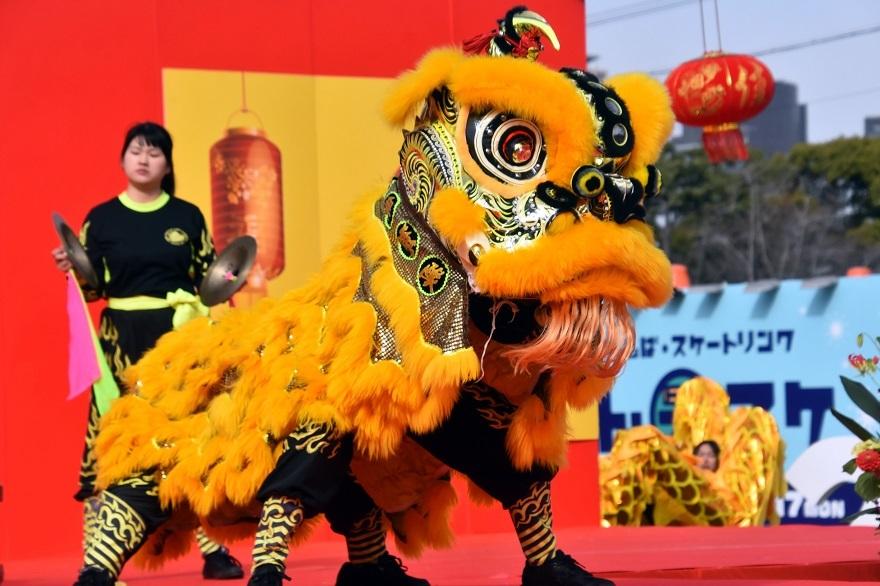 2020春節祭・獅子舞 (0)