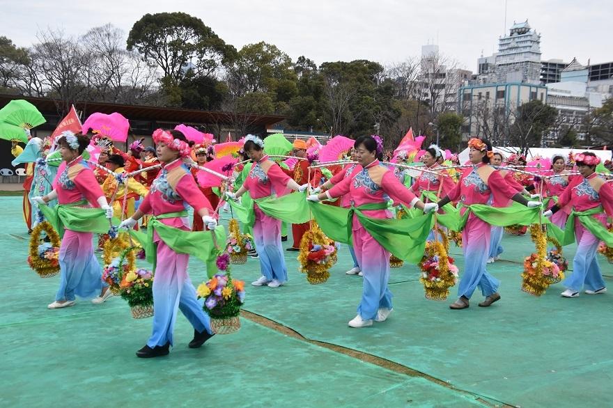 2020春節祭・ヤコン踊り (0)