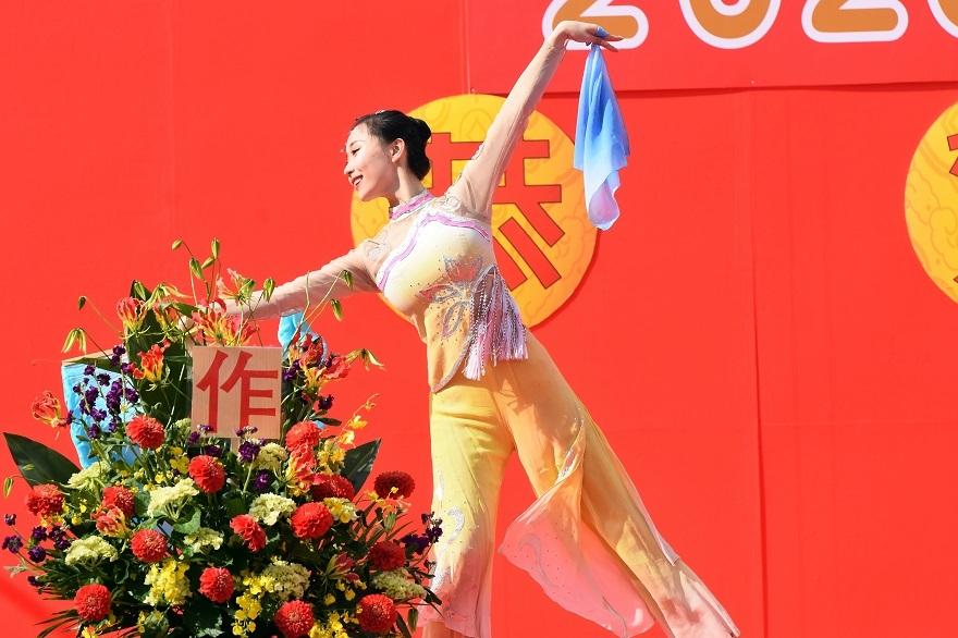 2020春節祭・中国舞踊#2 (2)