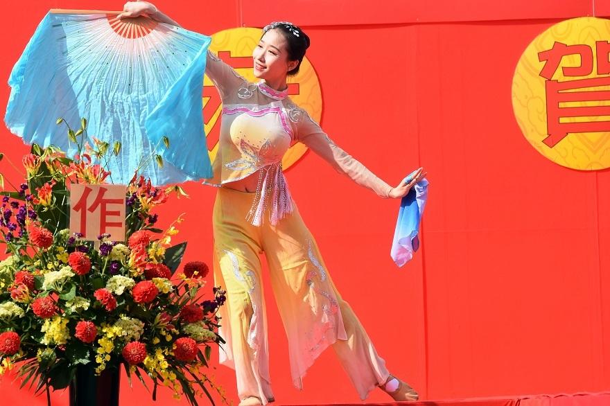 2020春節祭・中国舞踊#2 (3)