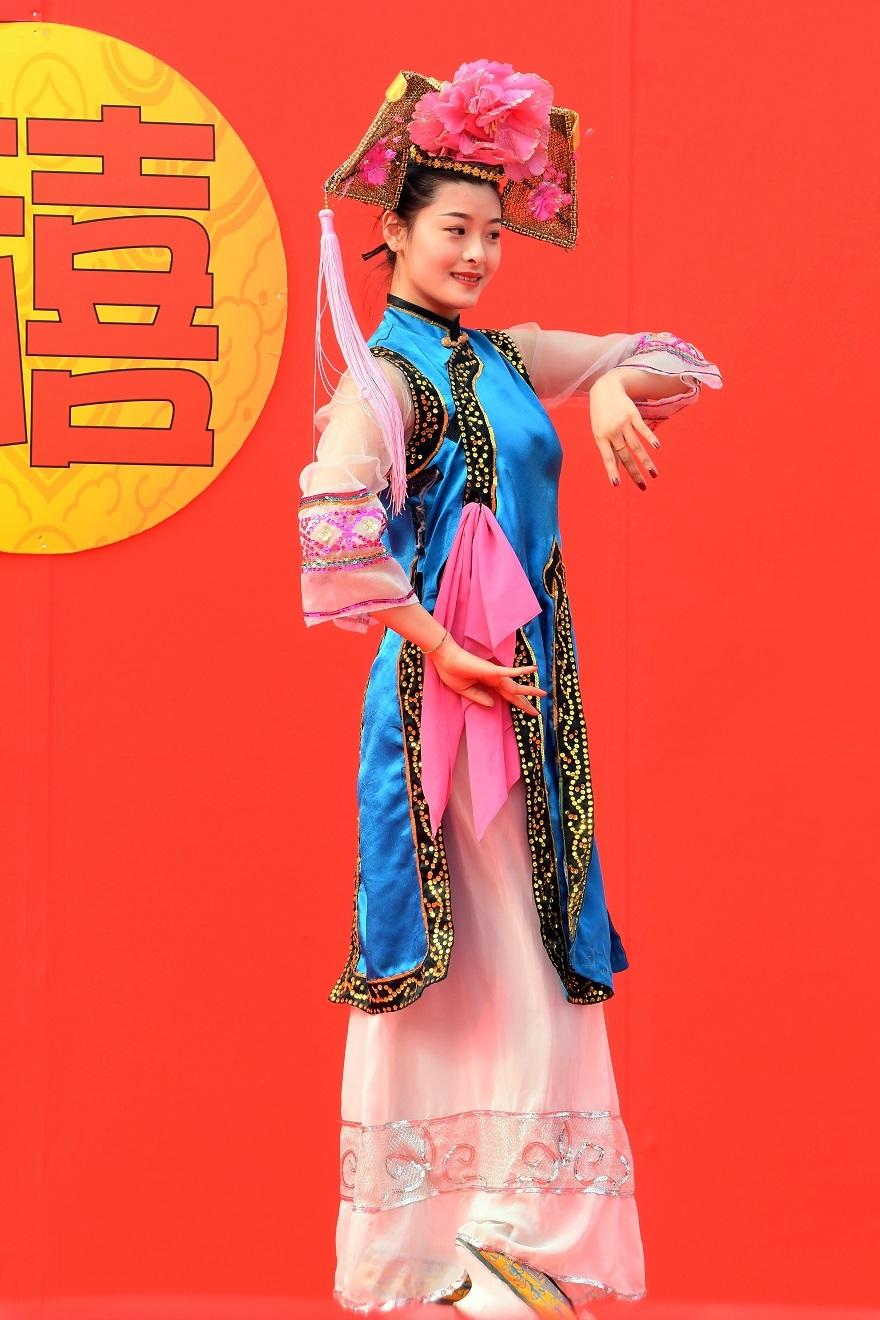2020春節祭・中国舞踊#4 (2)