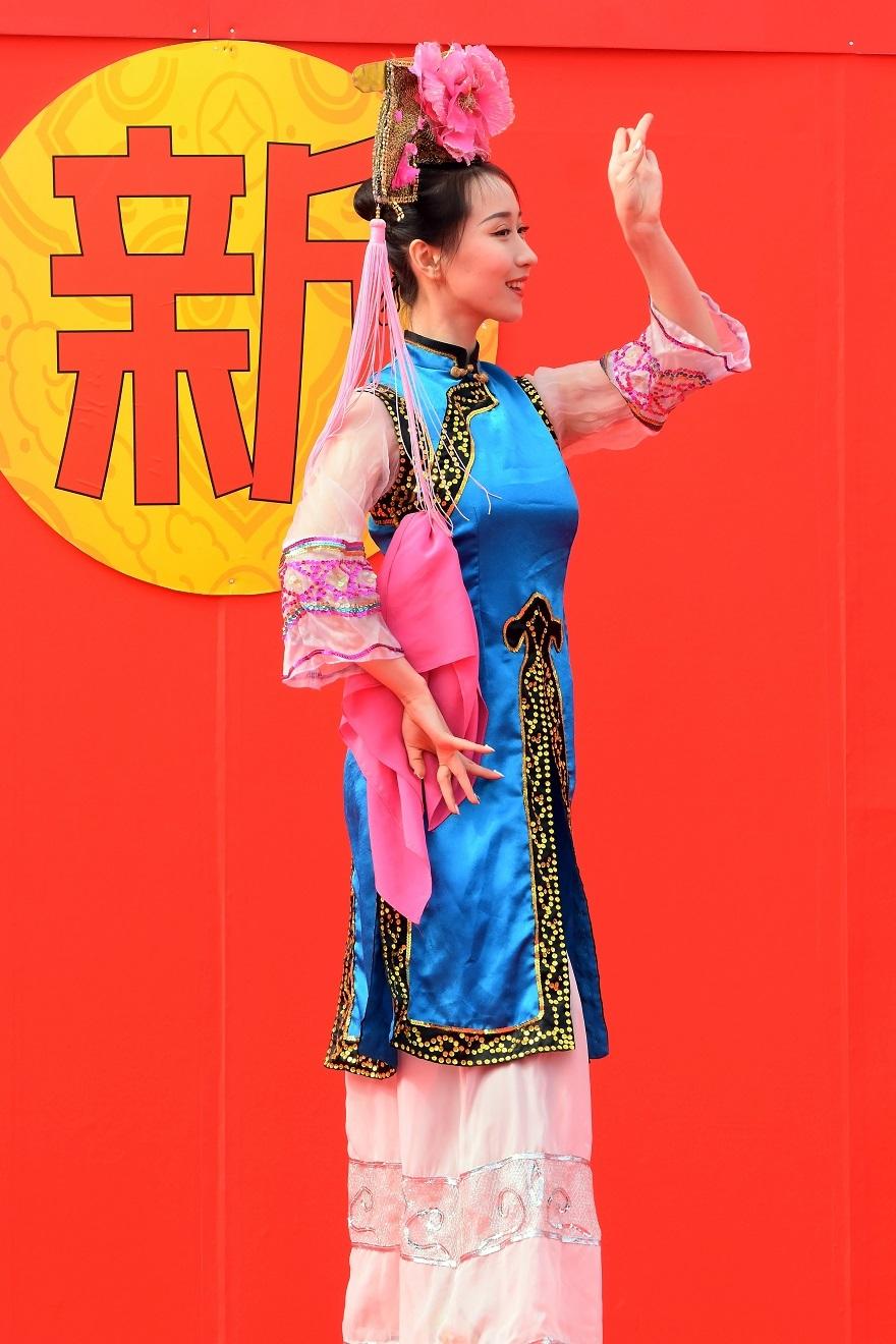 2020春節祭・中国舞踊#4 (3)