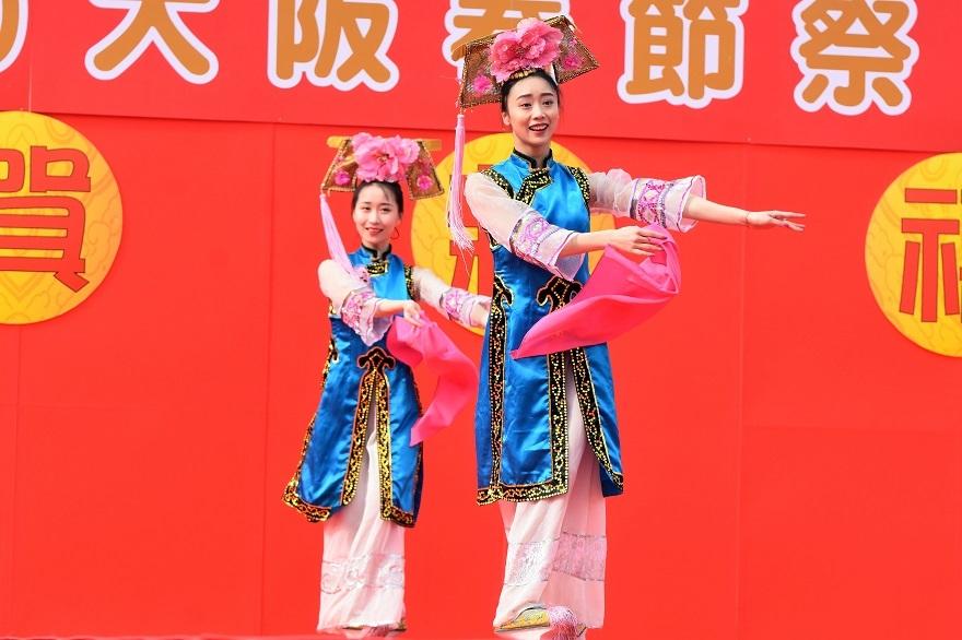 2020春節祭・中国舞踊#4 (20)