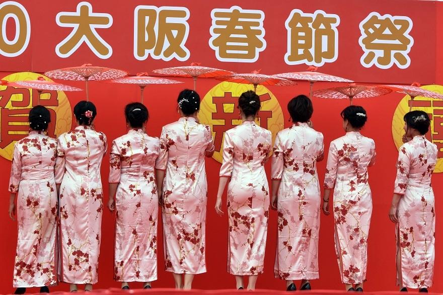 2020春節祭・中国舞踊#6 (2)